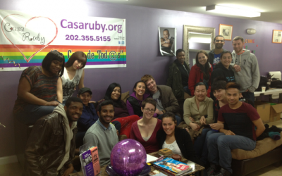 Happy Hour to Benefit Casa Ruby on Thursday, November 16