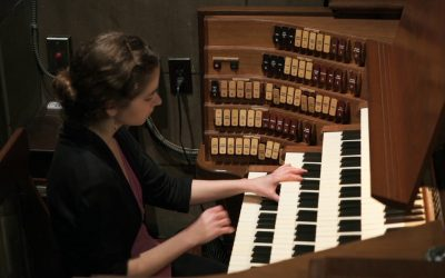 Clara Gerdes in Recital on Friday, March 16