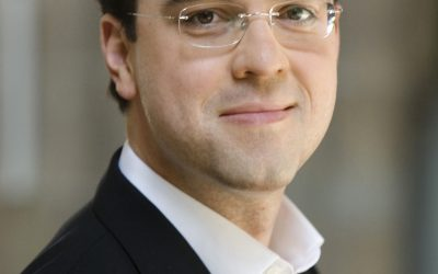 German Organist Axel Flierl Performs This Friday, April 13