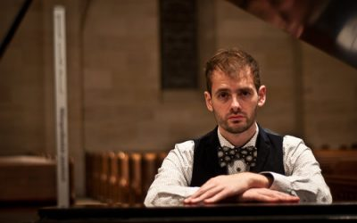 Pianist Nathan Carterette to Perform Goldberg Variations on Friday, April 6