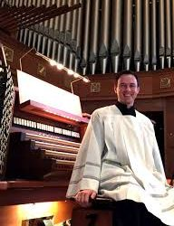Benjamin LaPrairie in Recital on Friday, May 18