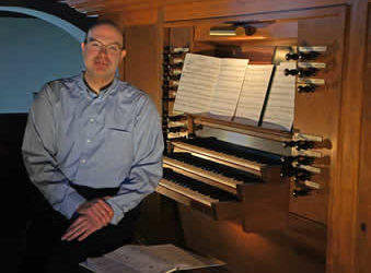 Composer Carson Cooman Performs This Friday, May 4