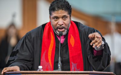 Rev. Dr. William Barber II Preaching This Sunday at 11!