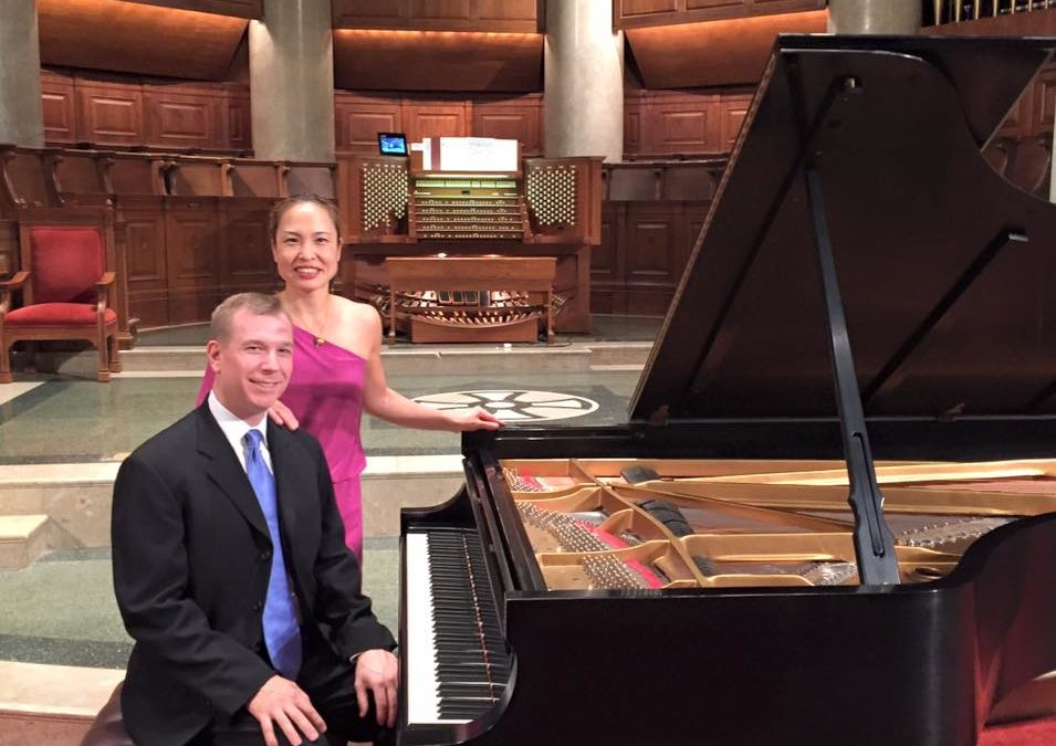 Erik and Chuyoung Suter to Perform the Grieg Piano Concerto in A minor