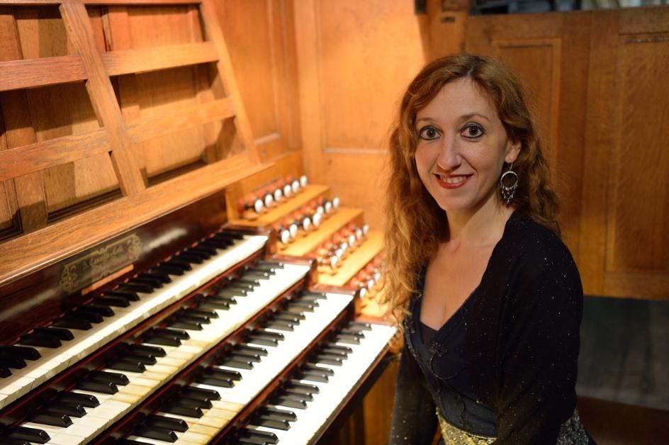 Spanish Organist to Perform on Friday, May 17