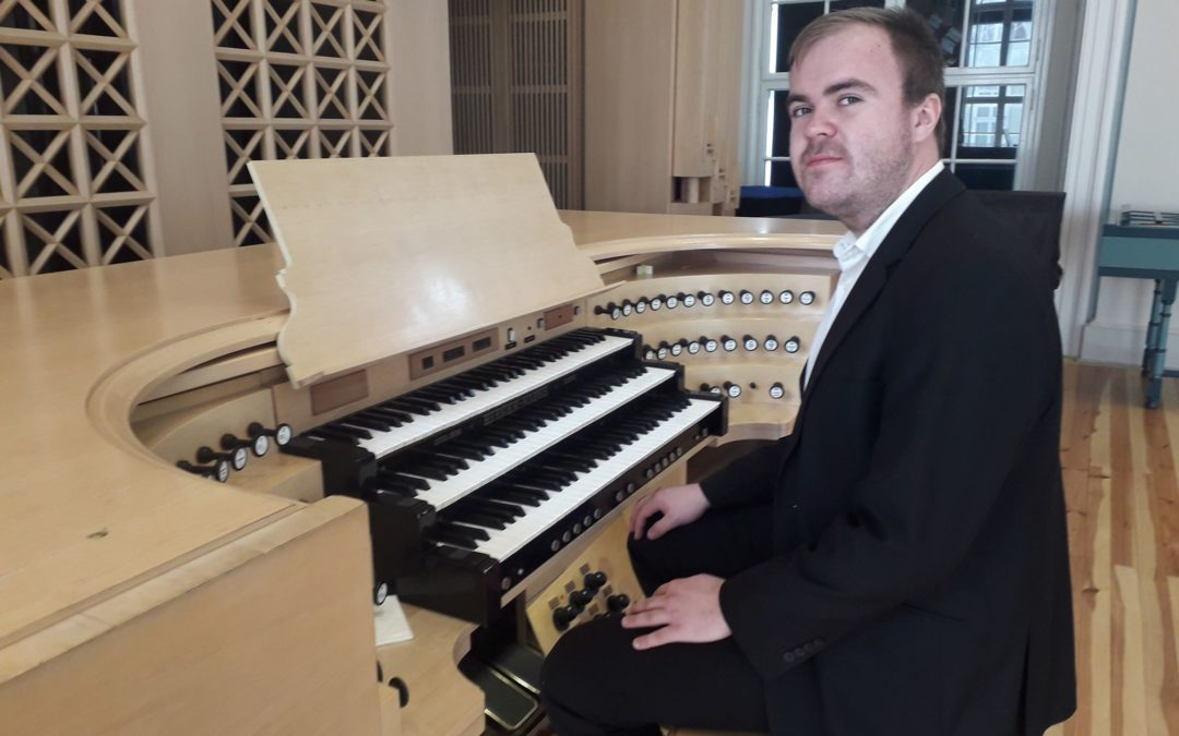 Czech Organist to Open New Season of Music at Midday