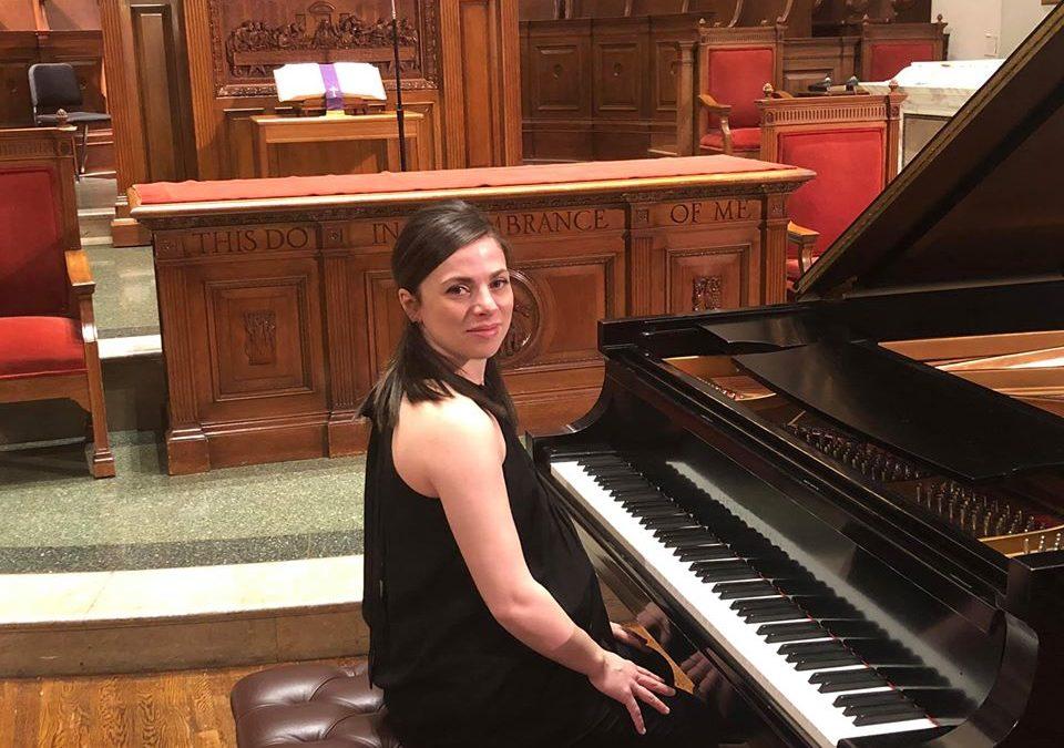 Pianist Natalia Kazaryan in Concert