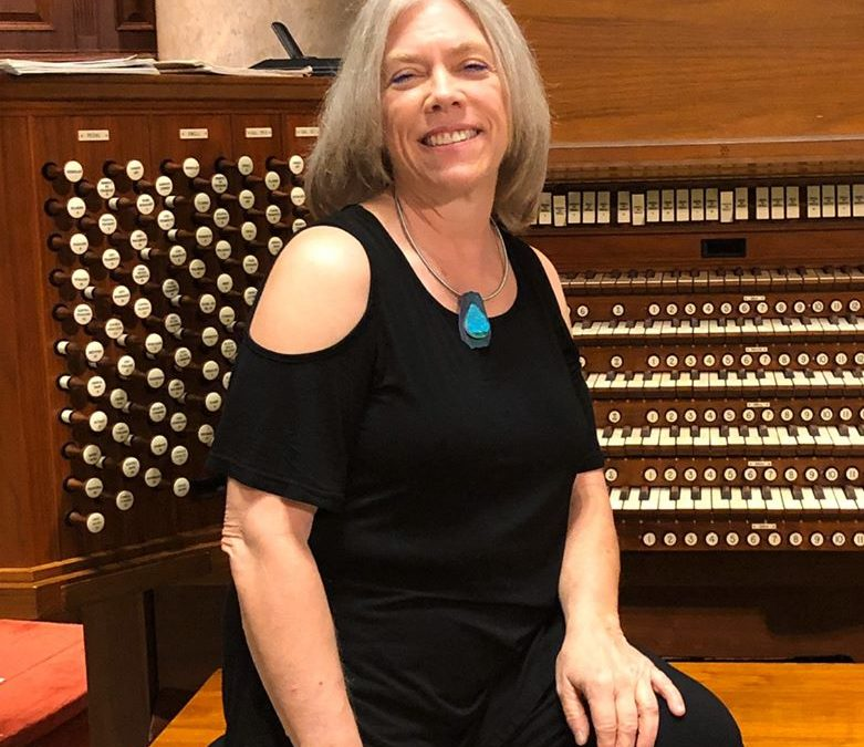Virtual Concert by Carol Feather Martin – Tuesday, April 7, 2020