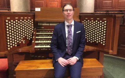 Virtual Concert by Christian Gautschi – April 21, 2020