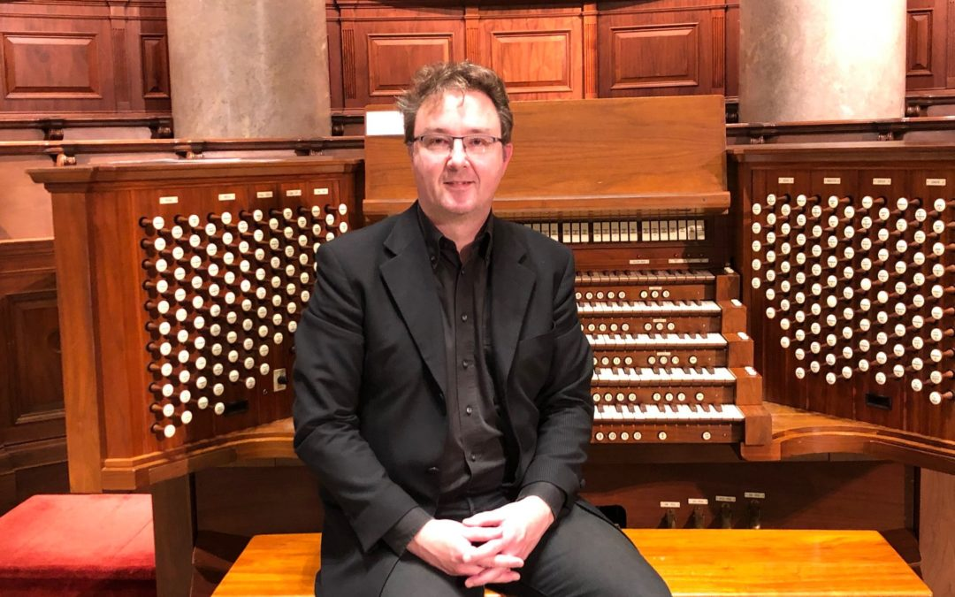 Virtual Concert by Emmanuel Duperrey – March 31, 2020
