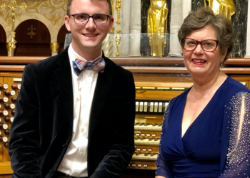 """Virtual Concert: """"Meditations"""" by Peggy Brengle and Nathan K. Lively – June 9, 2020"""