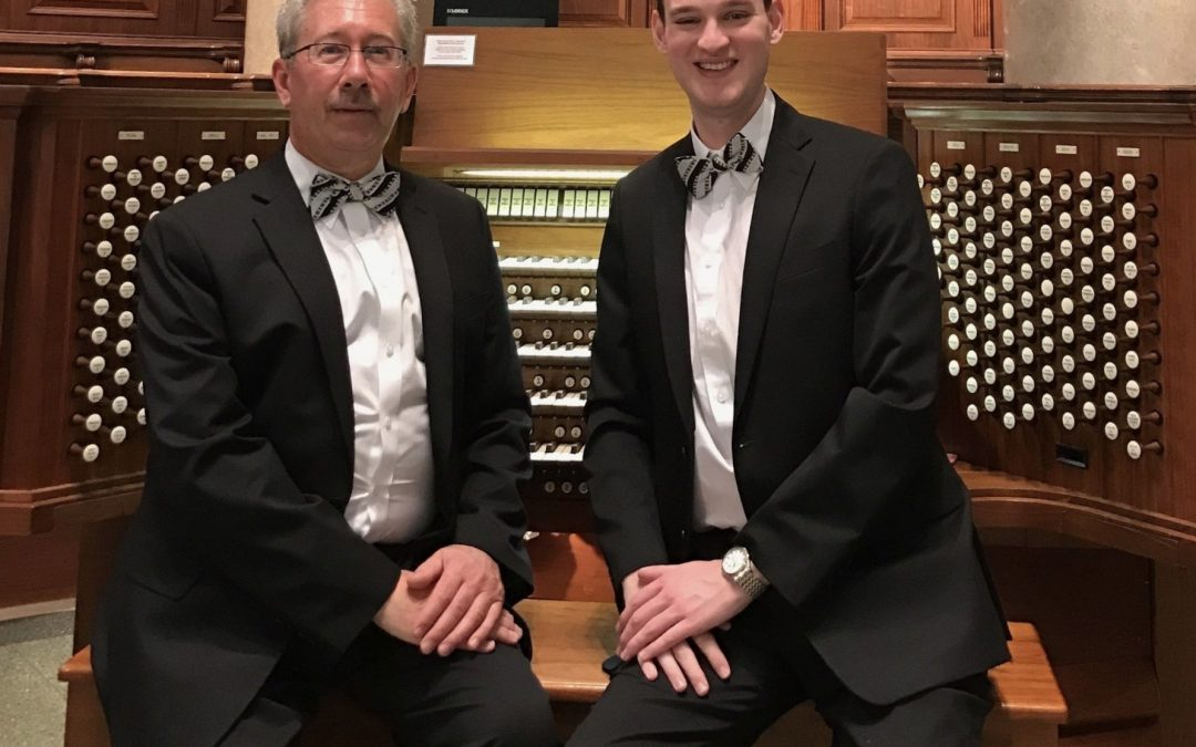 Virtual Concert by Mark Thewes and Chad Pittman – June 2, 2020