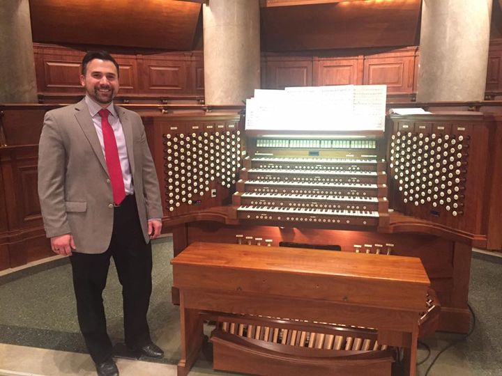 Organ Performance by Russell Weismann