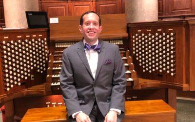 Jason Farris Performs Music for November Celebrations