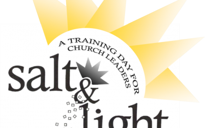 Salt and Light Leadership Training Conference Saturday, October 14