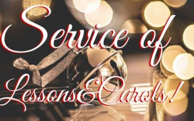 Service of Lessons and Carols Next Sunday, December 17