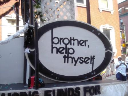 Happy Hour to Benefit Brother, Help Thyself on Thursday, May 17