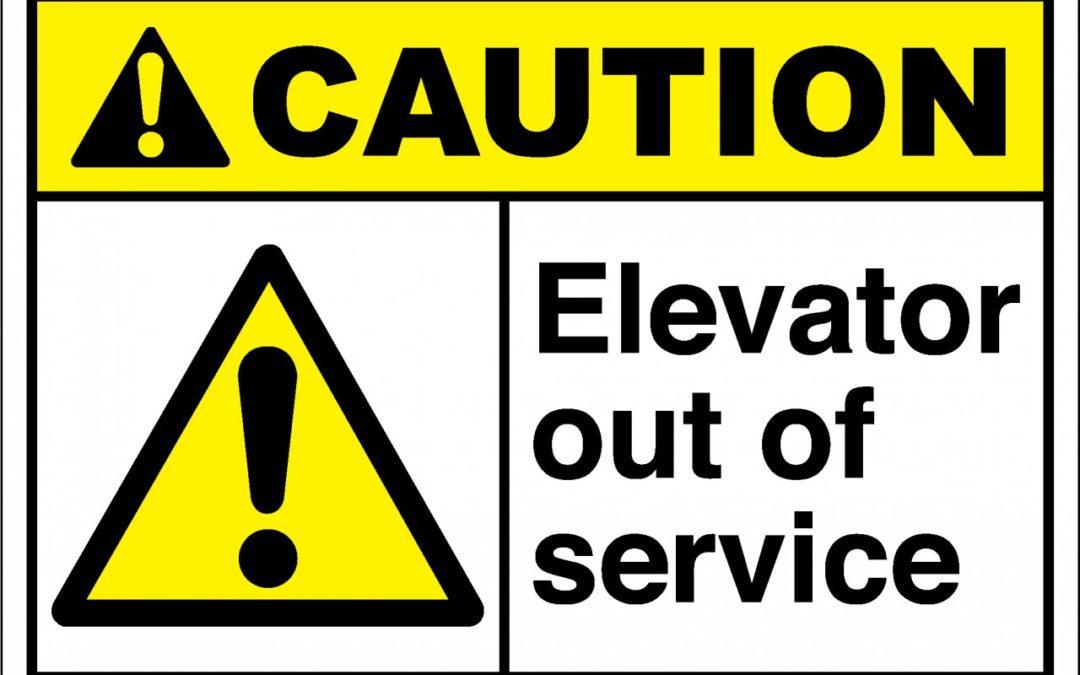 Elevator Outage!