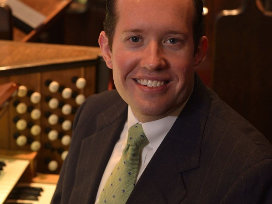 Jason Farris to Perform Works of C. H. H. Parry This Friday