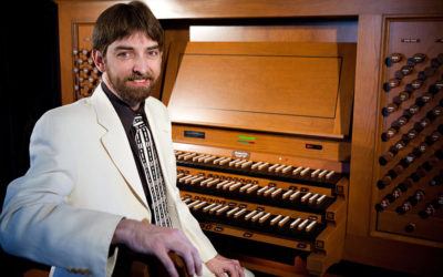 David Brock Organ Recital