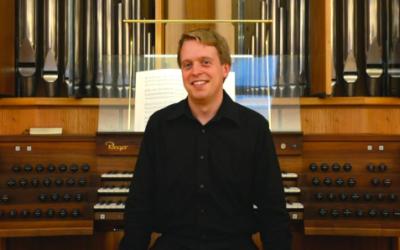 Viennese Organist Stefan Donner in Concert