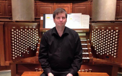 Michael Britt Performs Music of the Season on Dec 14