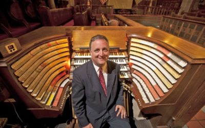 West Point Organist Craig Williams in Concert