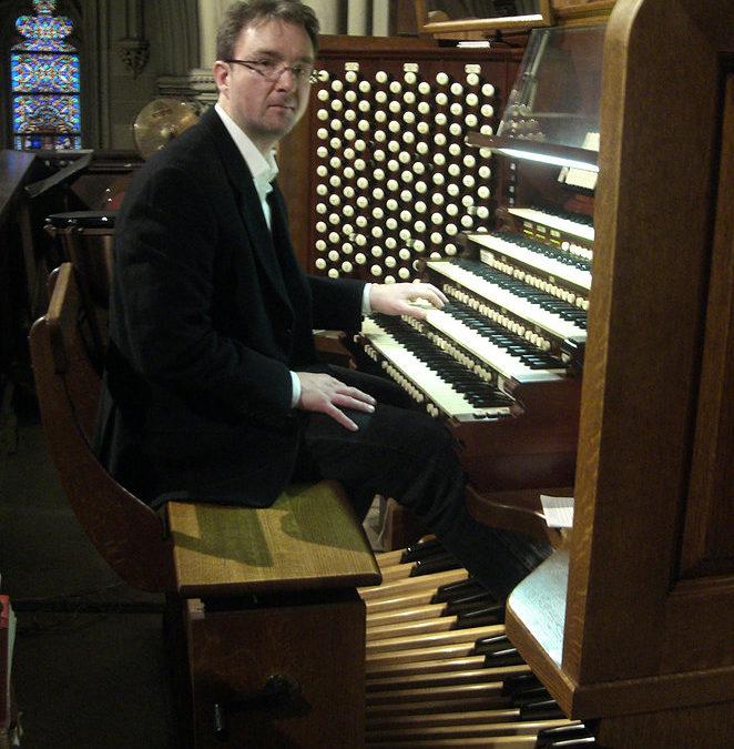 Emmanuel Duperrey Organ Recital