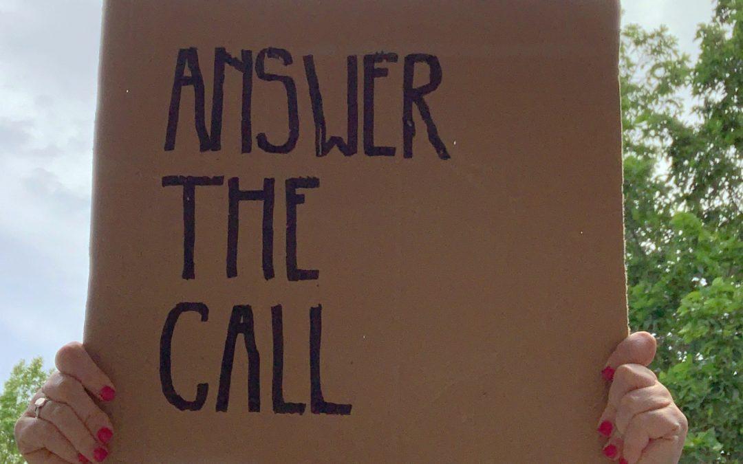 Answer the Call Sermon Series