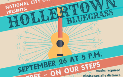 Hollertown Bluegrass Concert!