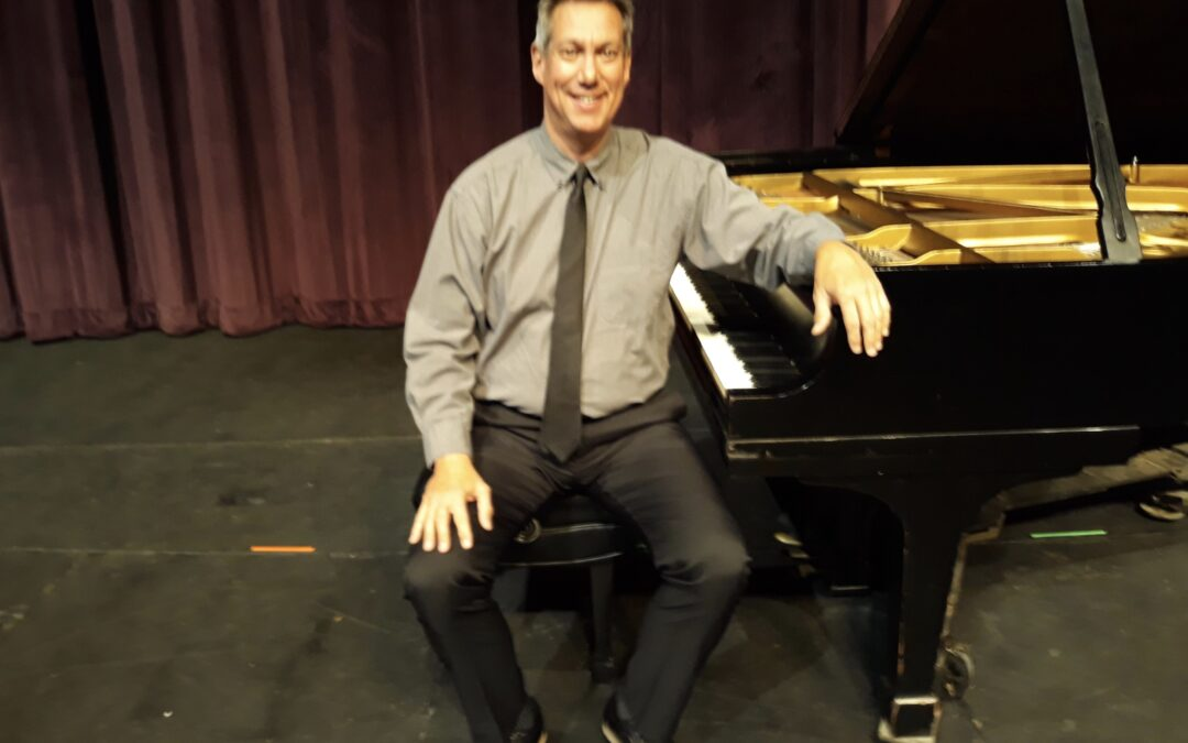 Pianist Mark Valenti to Perform