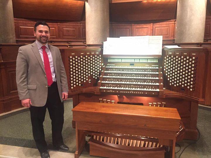 Organ Performance by Russell Weismann