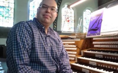 Carson Cooman Performs Works of Contemporary Composers