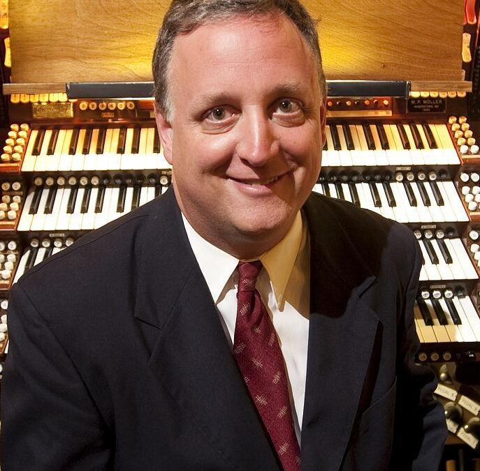 West Point Organist Craig S. Williams to Perform This Friday