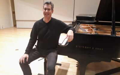 Pianist Mark Valenti in Concert This Friday